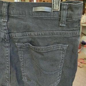 Black Lee Jeans